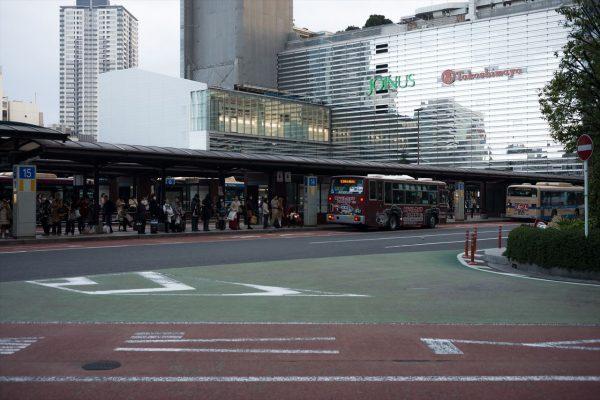 横浜駅西口(施工事例)
